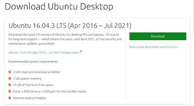 download Ubuntu Linux