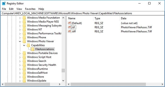Cara mengembalikan Windows Photo Viewer di Windows 10 3