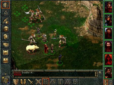 Imagen del juego Baldur's Gate (1998)