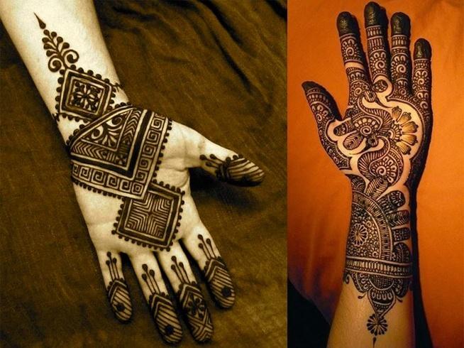 Mehndi Design Images