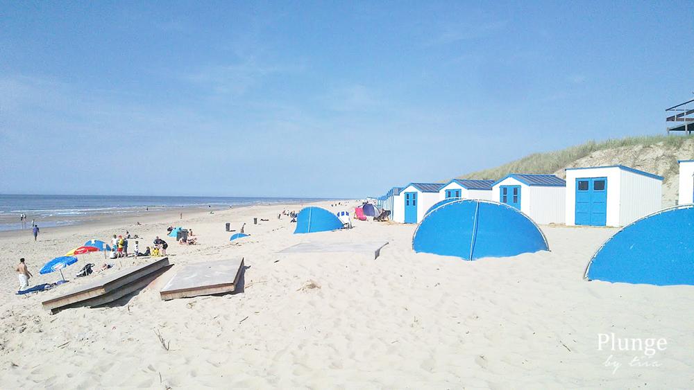 Telex beach Holland