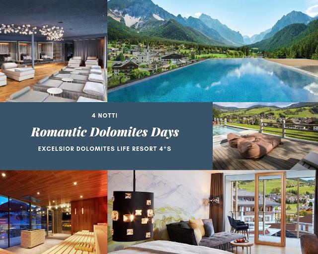 romantic dolomites days