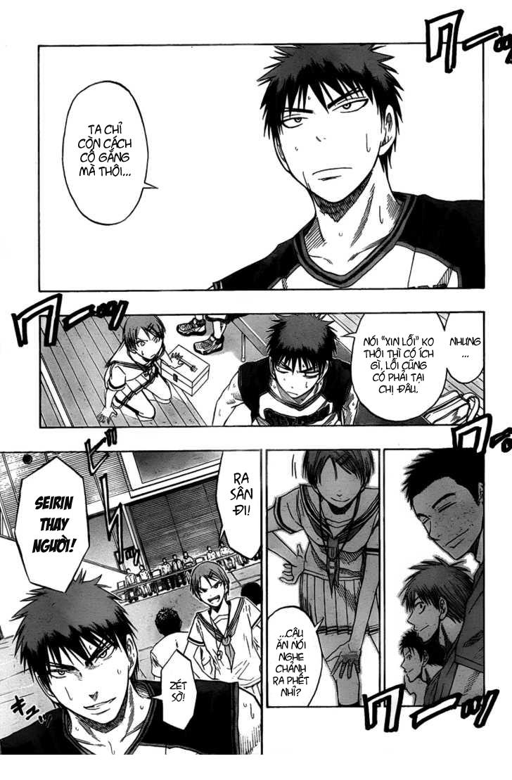 Kuroko No Basket chap 045 trang 18