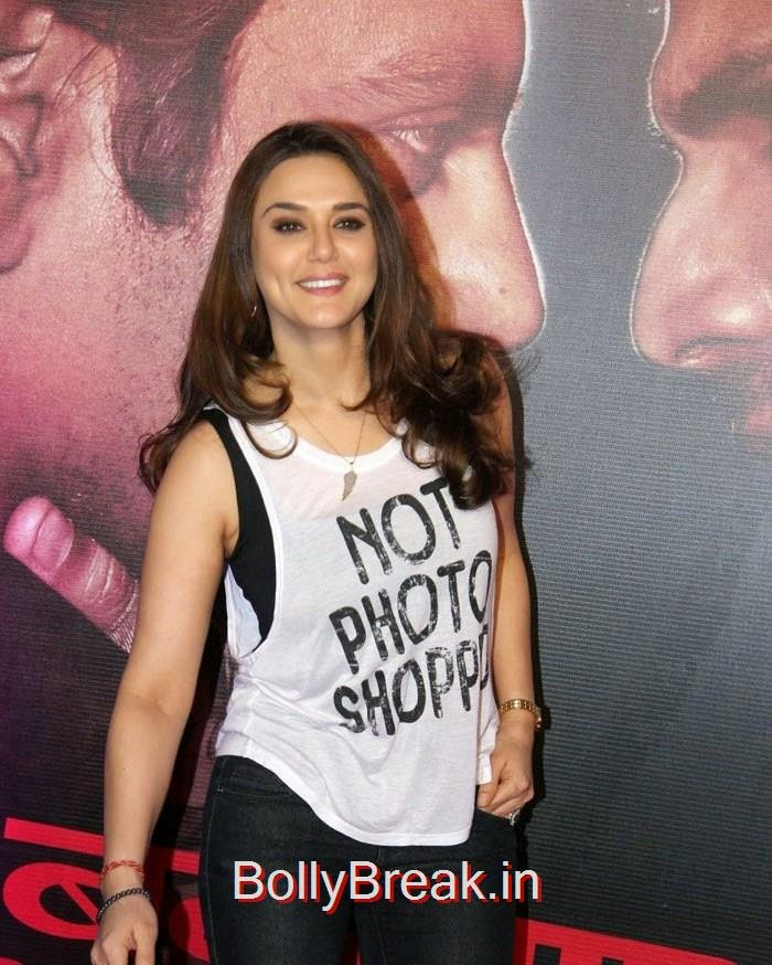 Preity Zinta, Hot Pics of Sonakshi Sinha, Shraddha Kapoor At 'Badlapur' Success Bash
