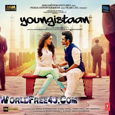 Cover Of Youngistaan (2014) Hindi Movie Mp3 Songs Free Download Listen Online At worldfree4u.com