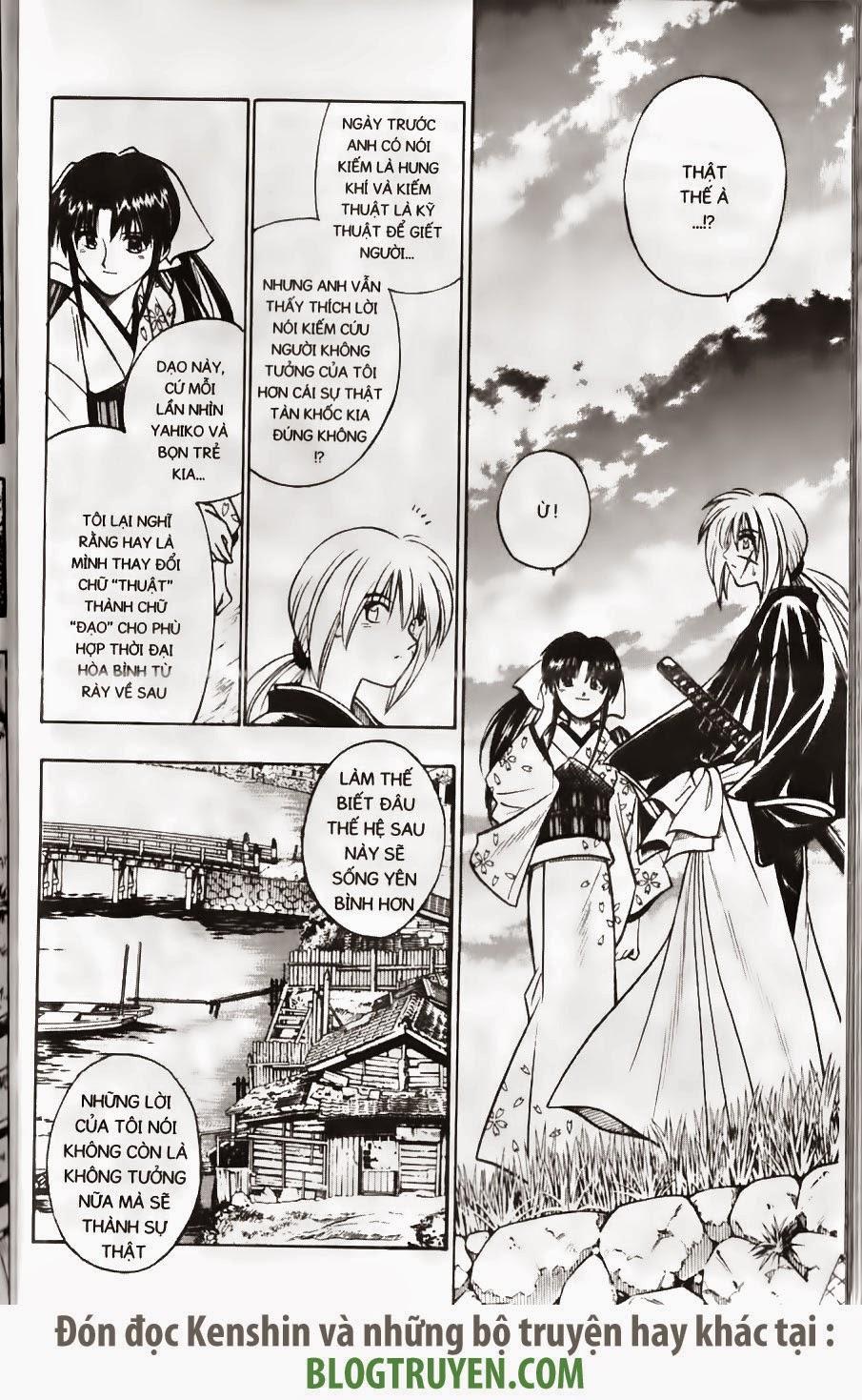 Rurouni Kenshin chap 183 trang 7