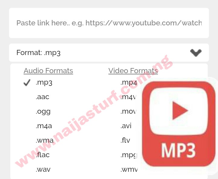 Simple youtube to mp3