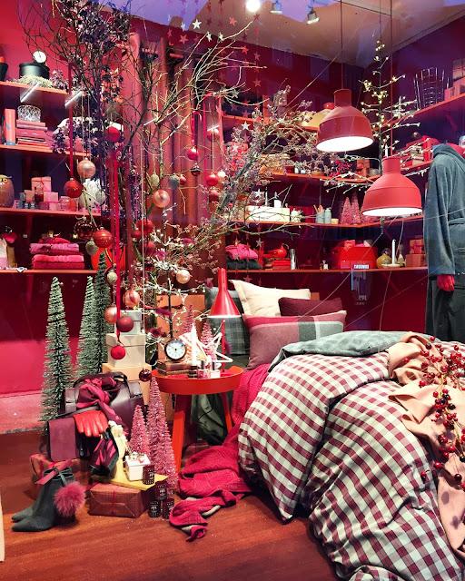 Christmas Shops in Copenhagen