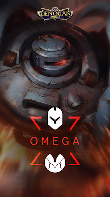 hình nền liên quân omega
