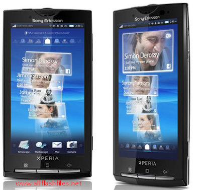 Sony-Xperia-X10-Firmware