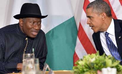 'Obama made it clear he wanted me removed,' says Goodluck