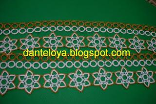 halkalı havlu kenarı örnekleri