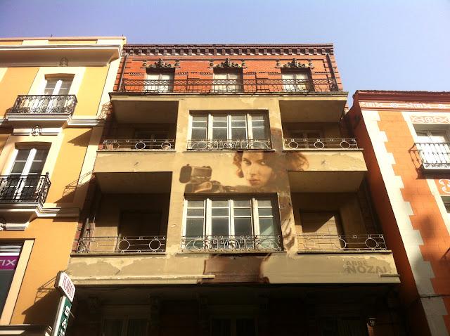 Una fachada y una historia, 2016 Abbé Nozal