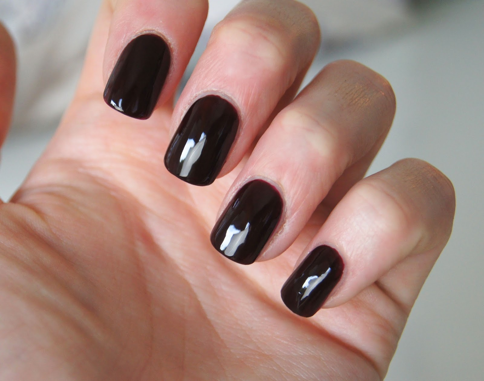nails inc nail kale polish victoria swatch