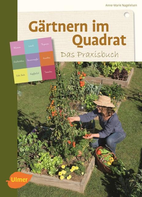 Gärtnern im Quadrat - das Praxisbuch, Ulmer-Verlag