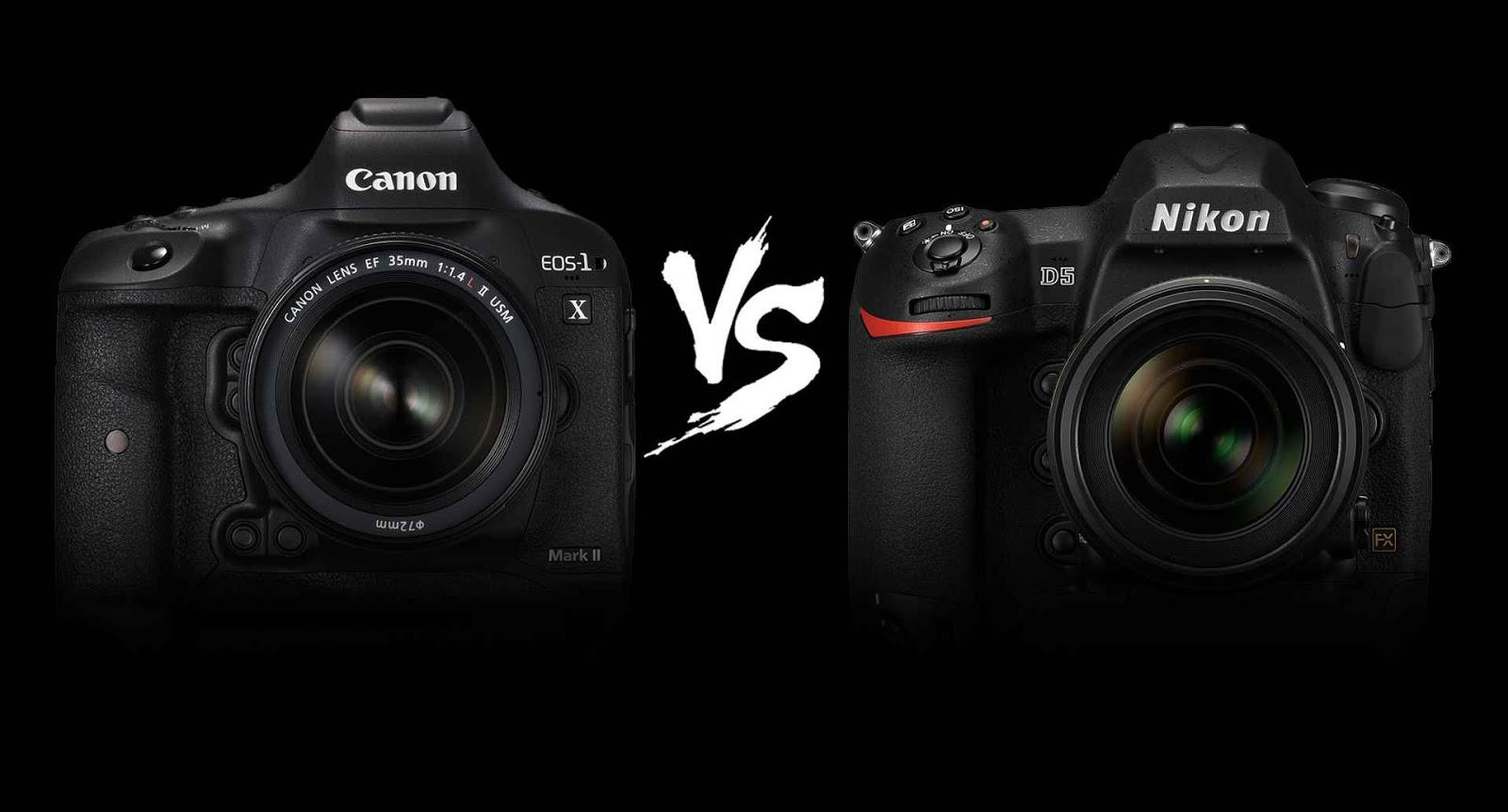 Camera Canon Cameras Full Frame Dslr canon vs nikon and others full frame dslr d5