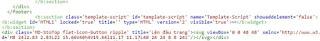 Phương pháp chèn script vào tiện ích HTML/Javascript