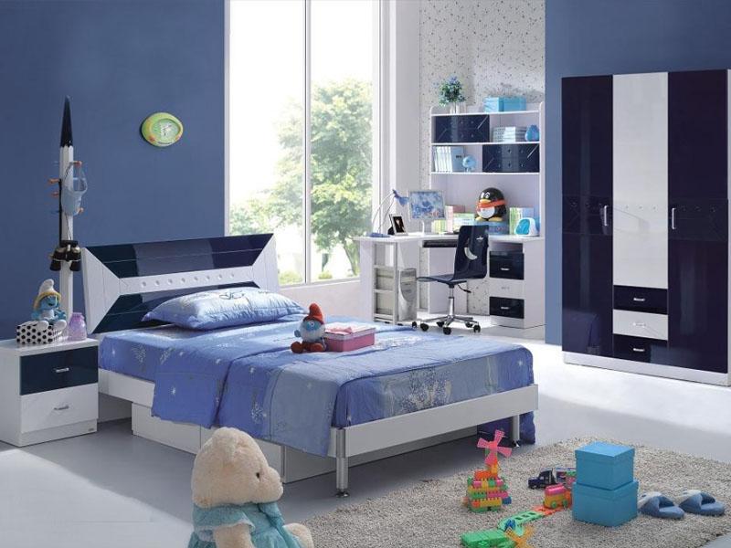 kamar+anak+laki+laki+biru