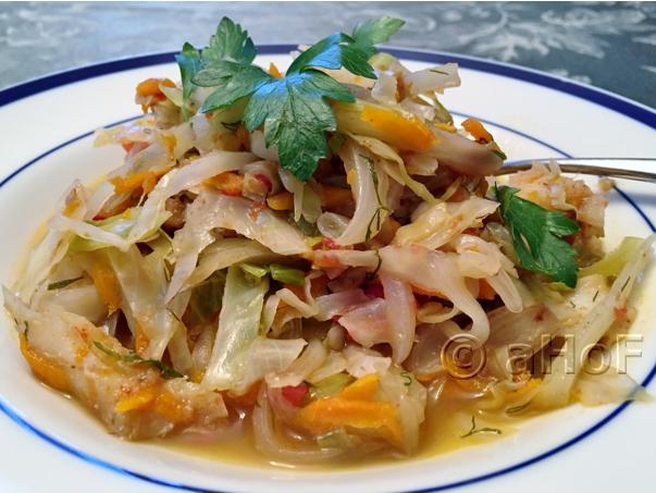Cod Fish Stew