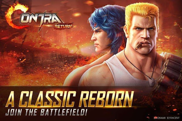 Garena Contra Return MOD APK v1.13.53.2191 Android (English Version)