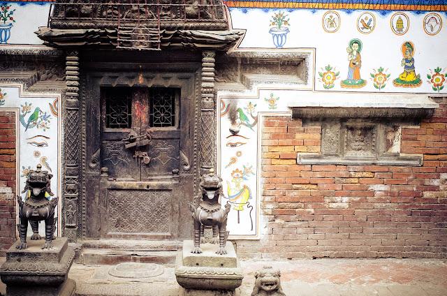door_in_Bakhtapur