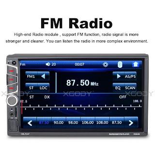 ingrosso autoradio 2 din stereo auto