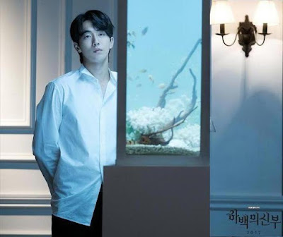 Drama Korea Bride of the Water God (2017)