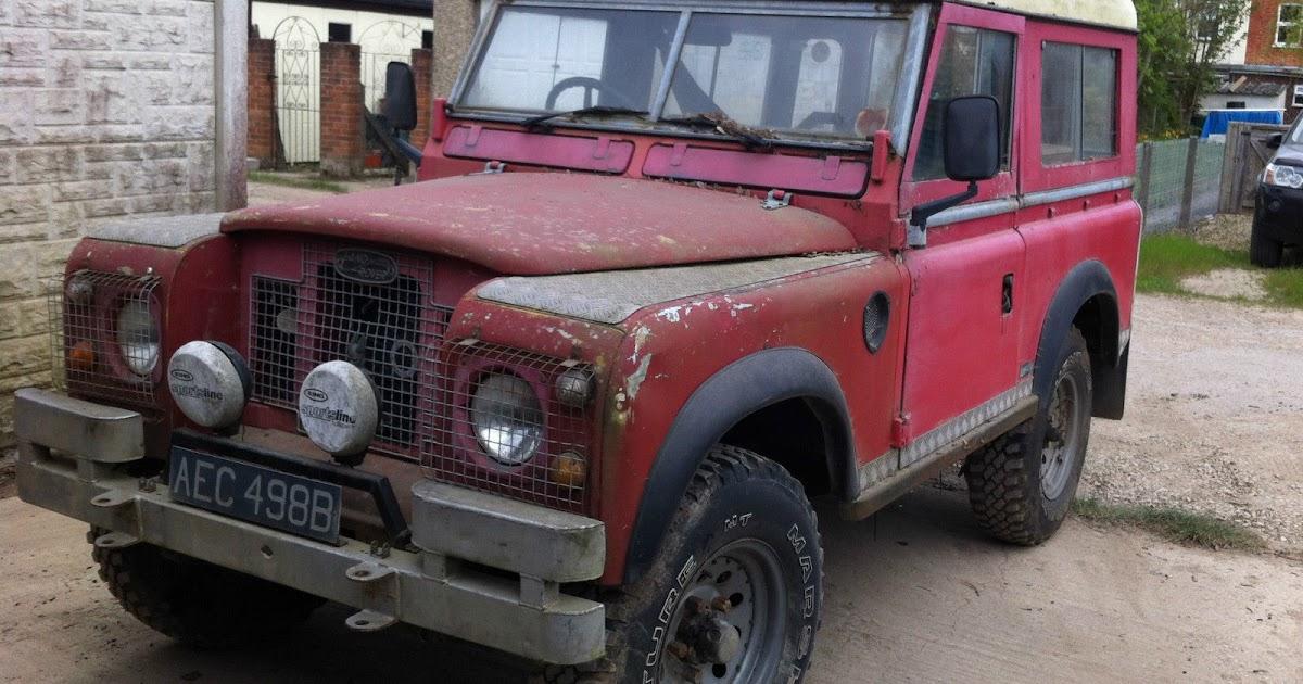 1964 Land Rover Short Wheelbase Station Wagon, Road Tax Exempt