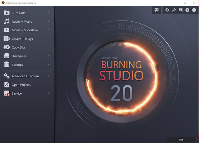 [Soft] Ashampoo Burning Studio 20.0.1.3 ( Mới nhất )
