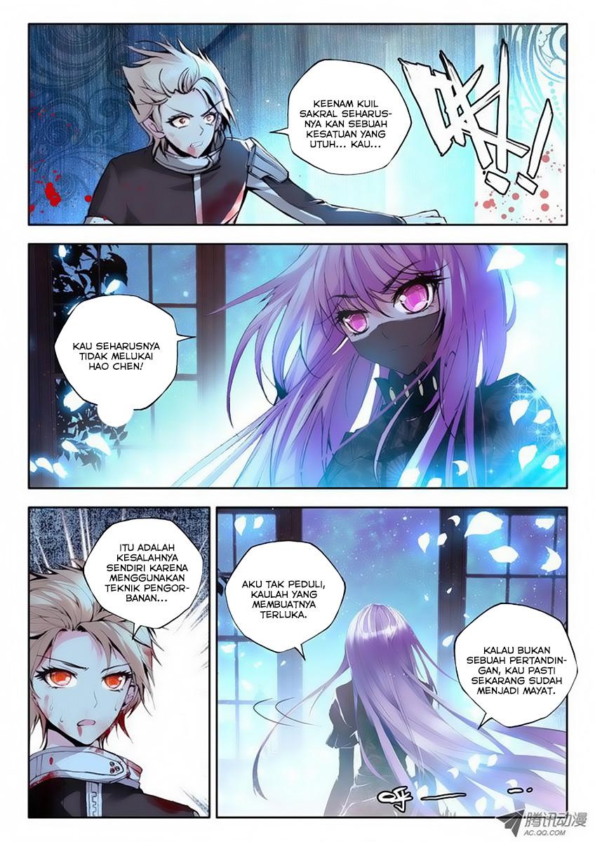 Baca Komik Manga Shen Yin Wang Zuo Chapter 76 Komik Station