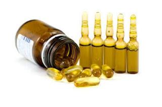 Kaş uzatma ve vitaminler