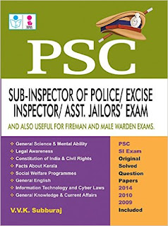 SUB INSPECTOR OF POLICE/EXCISE INSPECTOR EXAM