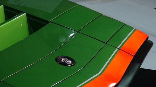 Alfa Romeo Carabo (Bertone Carabo)