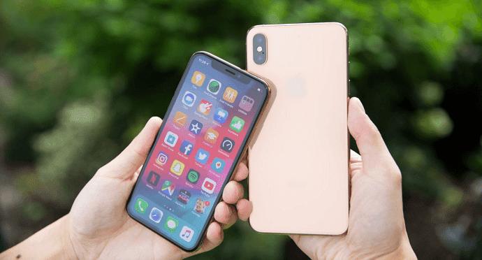 ukuran iphone x, iphone xs, iphone xs max, iphone xr