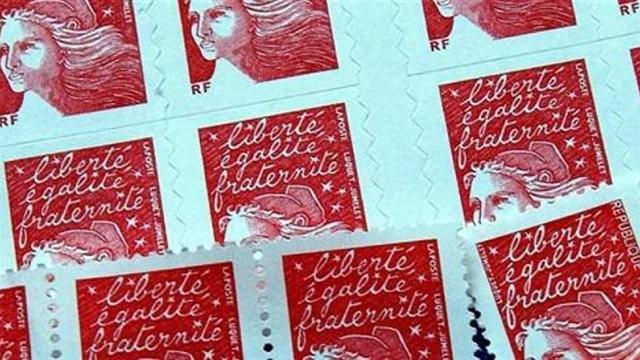 Vous trouverez ici le tarif pour vos affranchissements postaux à l'aide de timbres, vers la France, pour les tarifs lettre prioritaire (rapide), lettre économique (lent) et lettre verte (écologique).  A propos du timbre vert : Depuis le 1 octobre 2011 nous avons rajouté le timbre vert (timbre écolo) à cette page. Nous vous fournissons d'ailleurs une page détaillée et complète à ce sujet (voir plus loin). Proposé au tarif de 0.70€ (en 2016), ce timbre achemine normalement 95% des lettres sous 48h, et coûte à peine plus cher que le tarif économique.