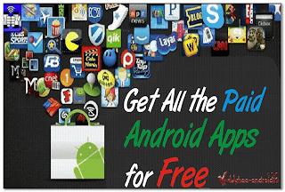 Aplikasi android berbayar versi January 2014