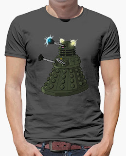 Camiseta Dalek Dr Who