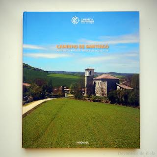 Livro Caminho de Santiago - primeiros passos, novas descobertas - Antônio Rômulo Jr