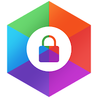 Hexlock App Lock & Photo Vault Logo