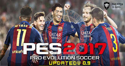 Pes 2017 Apk Dta Mod Terbaru updated v0.9 Fo Android Jelly Bean KK