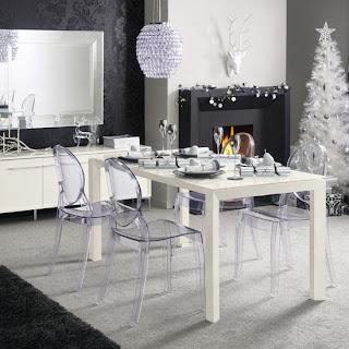 Navidad color blanco