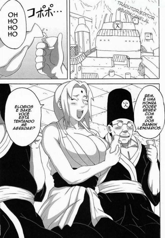 Naruto Hentai Tsunade no Insettai