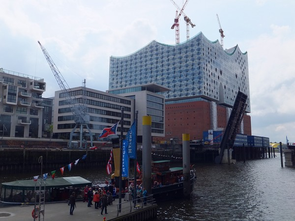 Hambourg Hamburg Speicherstadt Canaux Entrepôts HaffenCity Elbphilarmonie