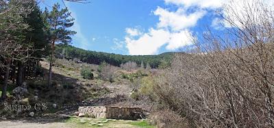 Hoya de San Blas - Sierra de Guadarrama (Madrid)