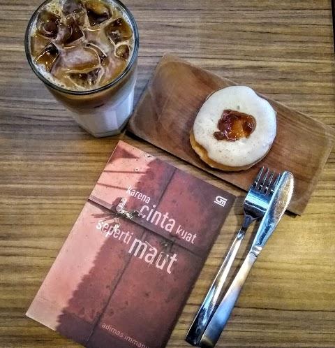 Review: Karena Cinta Kuat seperti Maut - Adimas Immanuel