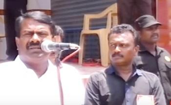 Seeman Speech 03-05-2016 Vedachanthoor