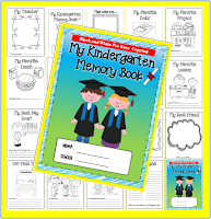http://www.teacherspayteachers.com/Product/Kindergarten-Memory-Book-End-of-School-Year-707609