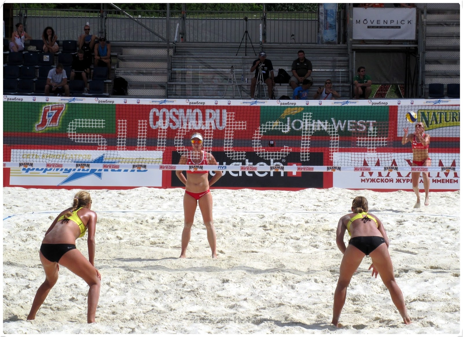 FIVB Beach Volleyball Swatch World Tour  2011