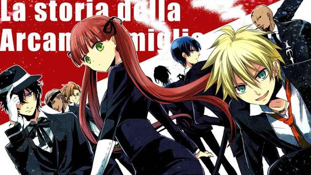 Arcana Famiglia Subtitle Indonesia 15 Anime Reverse Harem Terbaik