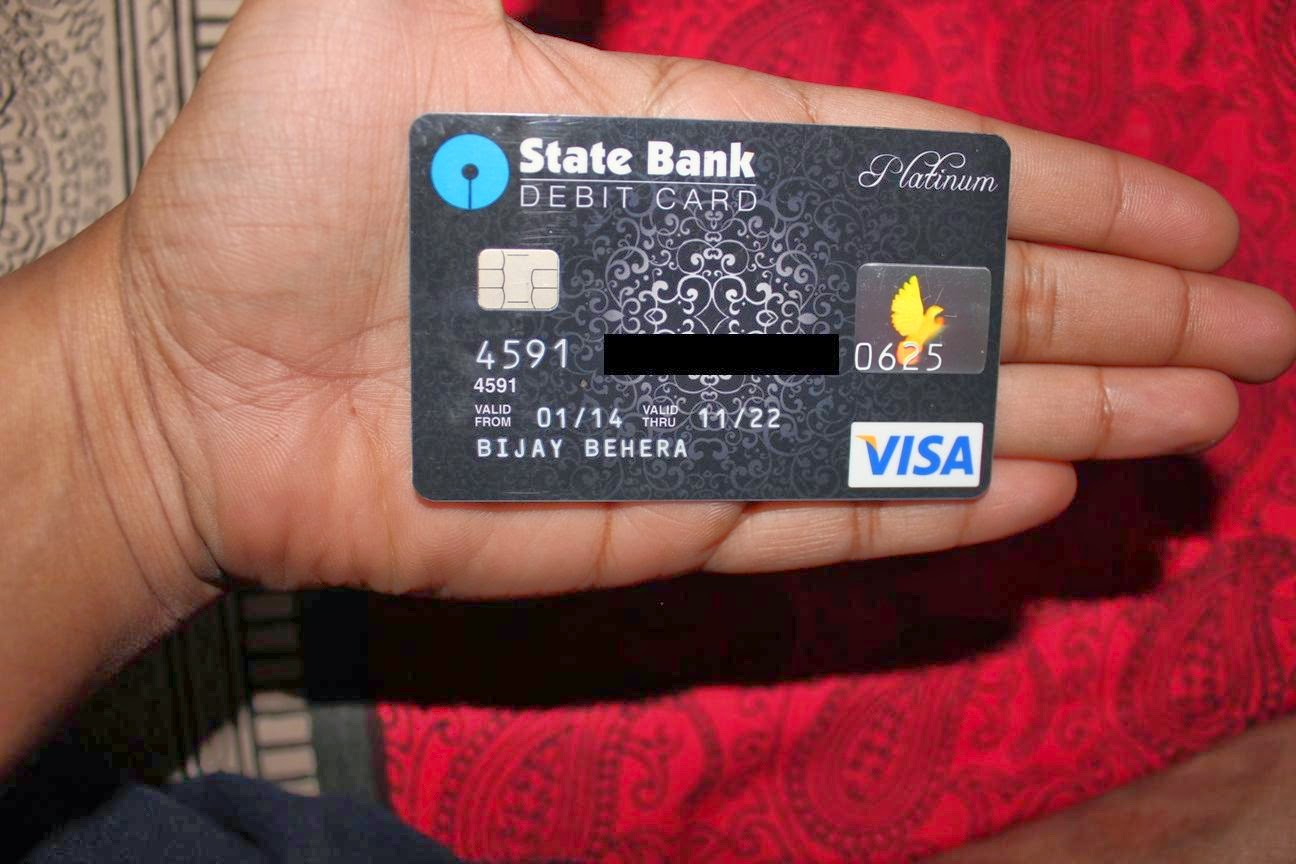 indian bank debit card replacement